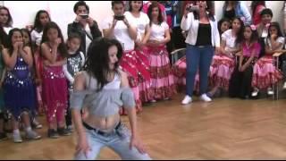 Taneční přehlídka 2015
