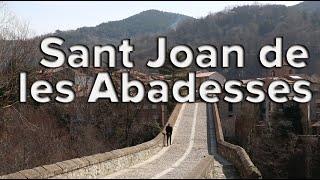 preview picture of video 'Sant Joan de les Abadesses - Pyrenees, Spain'