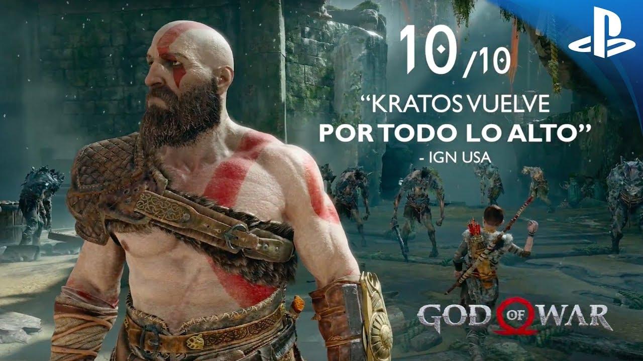 ¿Qué dice la prensa de God of War?
