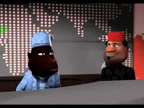 Nigerian Corruption Cartoon Comedy 1   FUEL SUBSIDY