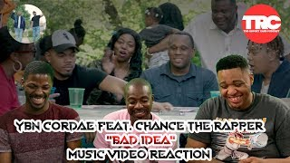 "YBN Cordae Feat. Chance The Rapper ""Bad Idea"" Music Video Reaction"