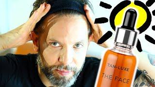 AUSPROBIERT: Selbstbräuner Tropfen fürs Gesicht   TAN-LUXE THE FACE Self-Tanning Drops – GREY YOUNG