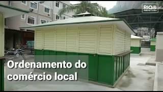 Prefeitura entrega área revitalizada na Rocinha com espaços de lazer