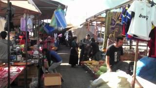 preview picture of video 'Solola's Market - Lake Atitlan, Guatemala'