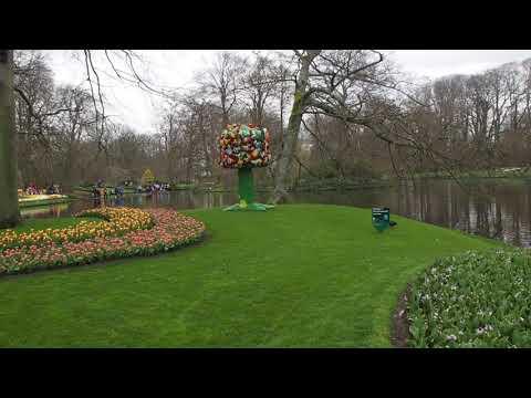 Holanda: Jardines Keukenhof