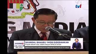 SKANDAL BAHARU 1MDB DIDEDAHKAN - PROJEK BELUM SIAP, SSER DIBAYAR RM8.25 BILION [5 JUN 2018]