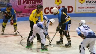 preview picture of video 'Campionato A2 Hockey in line: Libertas Forlì vs Invicta Modena'