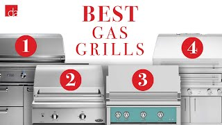 Gas Grill Cooking - Top 4 Best Gas Grills for your Backyard