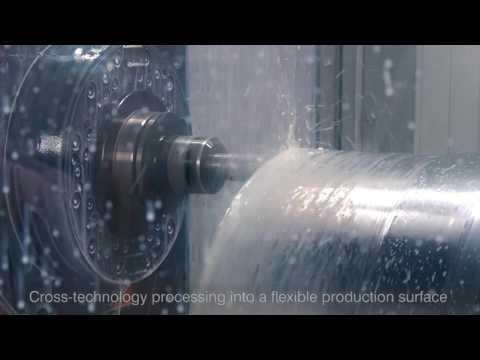 Hyperturn 200 Powermill