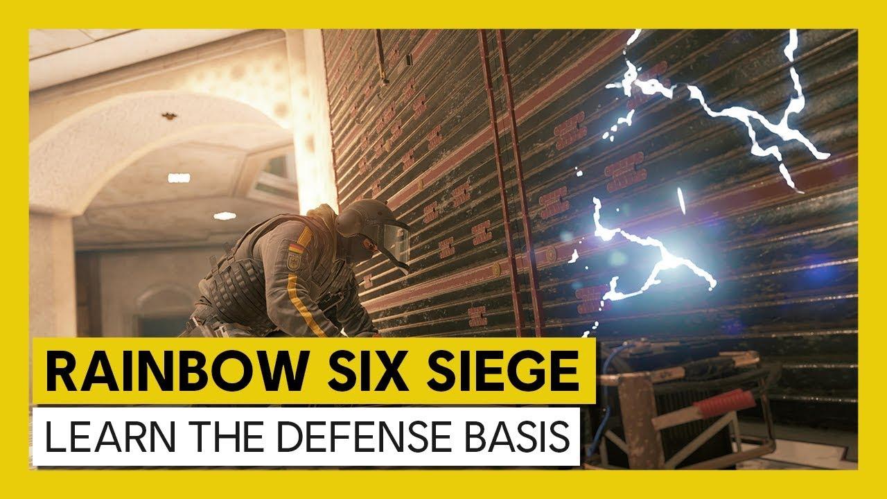 Lernen | Tom Clancy\'s Rainbow Six Siege | Ubisoft (DE)