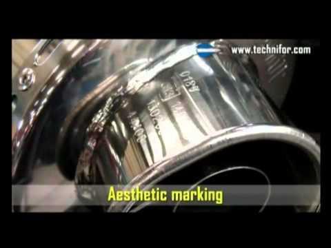 Scribing Marking Machine -  Integrable Range