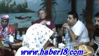 preview picture of video 'Çankırı Yapraklı Sağlık Çalışanları Yemekte'