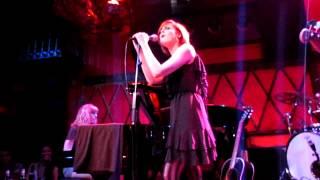 """AnNa Nalick """"Scars"""" New York, NY 06.24.11"""