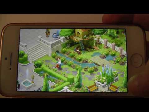 Гарденскапес 1030 уровней (Gardenscapes 1030 lvl all locations)