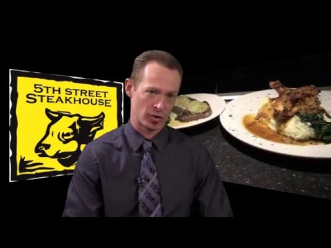 5th Street Steakhouse Banquet Room Video Tour