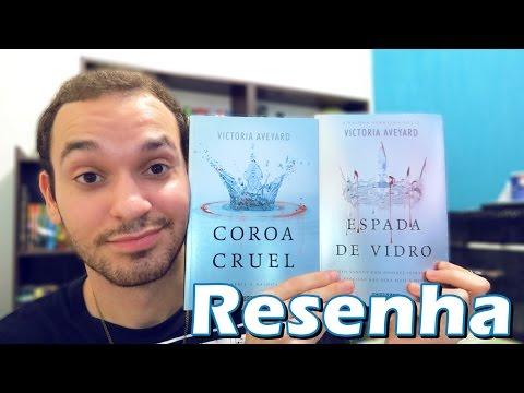 COROA CRUEL & ESPADA DE VIDRO de Victoria Aveyard