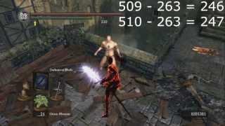 Dark Souls - Best Weapon Buffs - CMW, SLB, DMB