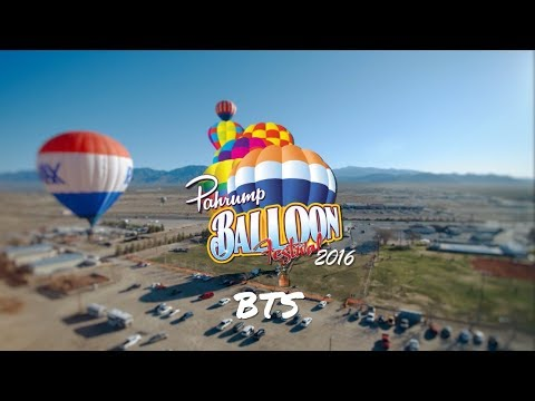 My Rode Reel - Balloon Festival BTS