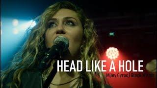 Miley Cyrus   Head Like A Hole Full Cover (Black Mirror)