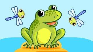 Küçük Kurbağa Kuyruğun Nerede? - Sevilen Çocuk Şarkısı
