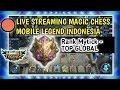 Download Lagu CUMAN BISA MAIN LDKY YA ASTAGA? DARK 99!!  I HATE P - MAGIC CHESS INDONESIA Mp3 Free