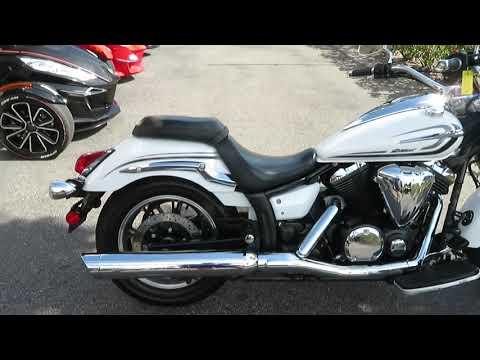 2013 Yamaha V Star 950 in Sanford, Florida - Video 1