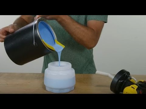FLEXiO Sprayers - SetUp Video