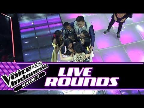 , title : 'Pengumuman Pilihan Para Coaches | Live Rounds | The Voice Kids Indonesia Season 3 GTV'