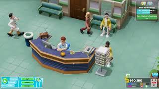 Two Point Hospital - Mockstar Illness