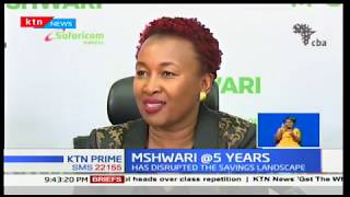 CBA and Safaricom commemorate the 5th anniversary of Mshwari