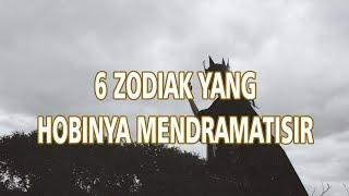 6 Zodiak Hobi Nge-drama