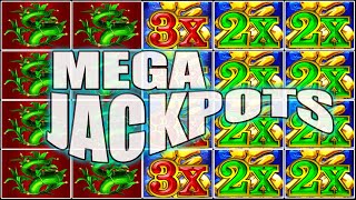 WIFE HITS A MEGA JACKPOT ON $50 MAX BET! RED FORTUNE HIGH LIMIT SLOT MACHINE