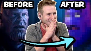 CORRUPTING MOVIES Using A.I?? - I can't believe this WORKS!!