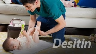 How to Treat Diaper Rash |  DESITIN®