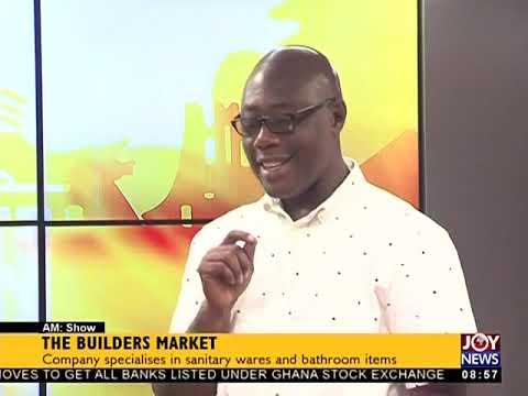 The Builders Market - AM Show on JoyNews (5-10-18)