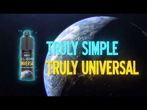 Bisco All-Bond Universal Product Video