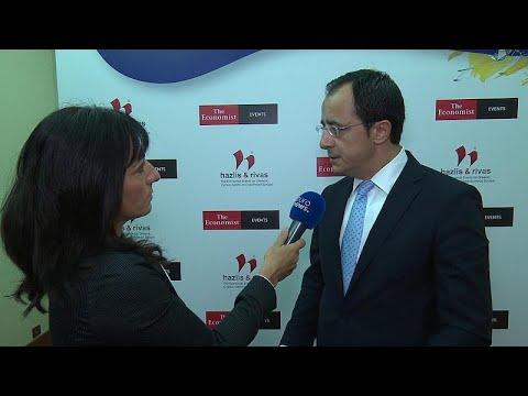 Χριστοδουλίδης: Καθορισμός των θαλάσσιων συνόρων στη βάση του Διεθνούς Δικαίου…