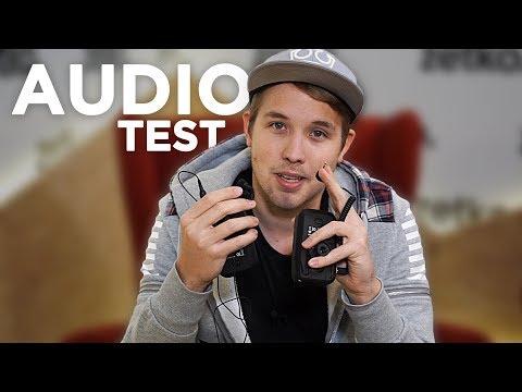 Testujeme audio zařízení [ VLOG ]