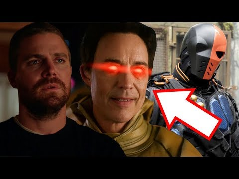 Who Does Oliver Recruit for Crisis On Infinite Earths? - Arrow Season 8