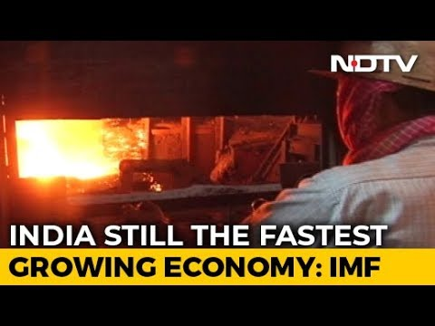 IMF Cuts India's Growth Forecast, Still Fastest Growing Economy