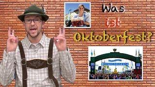 What is Oktoberfest? - German Learning Tips #49 - Deutsch lernen