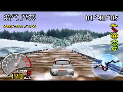 v-rally 3 gba rom download