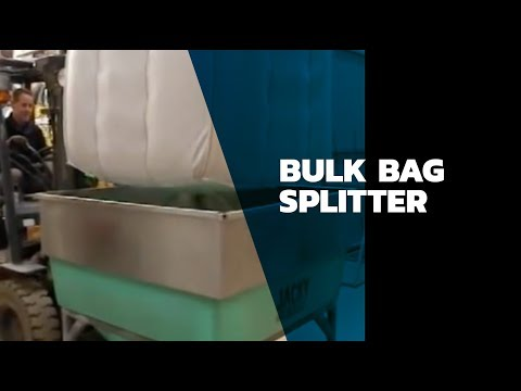 Bulk Bag Splitter