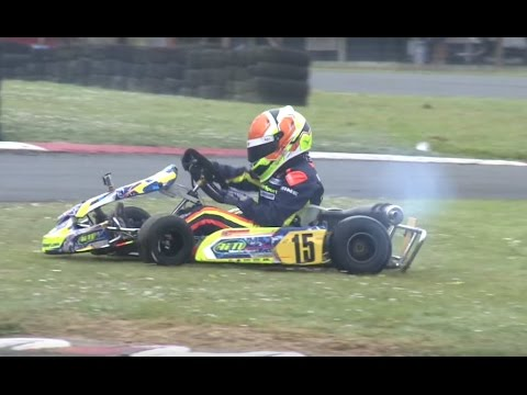 Super 1 Karting 2015, Rd 3, Llandow Part 2 IAME Cadet