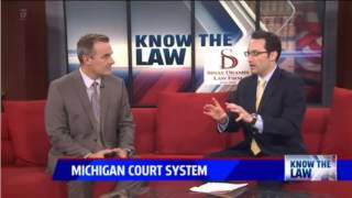 The Michigan Court System - FOX 17 Know the Law