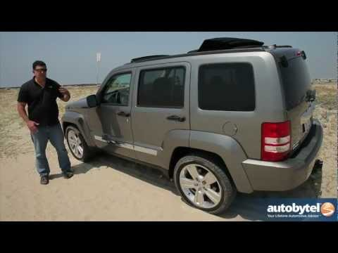 2012 Jeep Liberty: Video Road Test & Review
