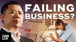 What To Do When Your Business Is Failing