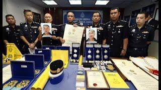 "Fake ""Datukship"" syndicate busted"