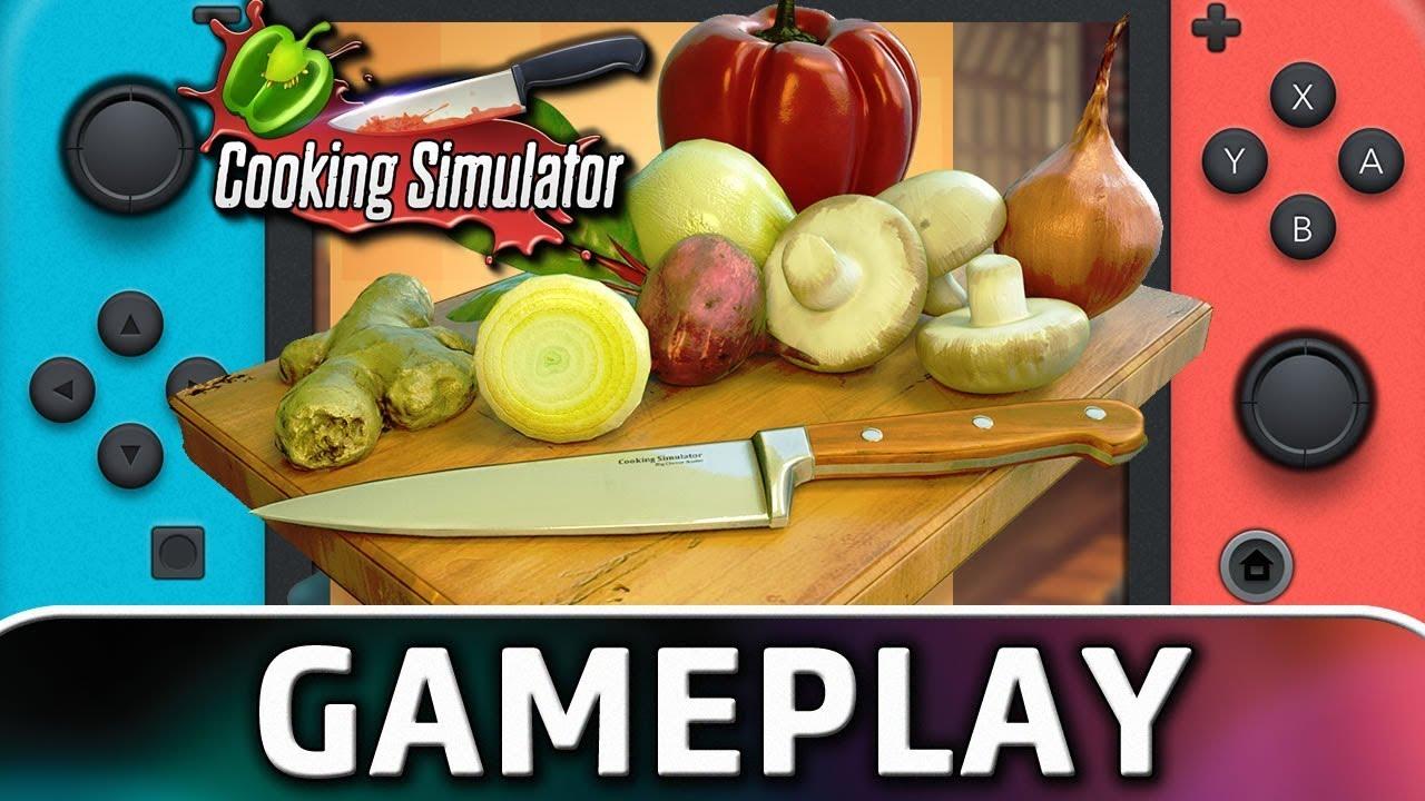 Cooking Simulator | Nintendo Switch Gameplay