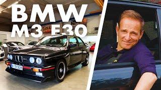 BMW M3 E30 | Der erste M3 | 100.000€ | Voll restauriert | Matthias Malmedie
